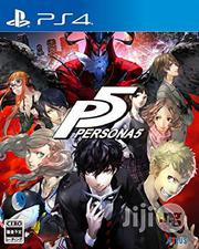 Persona 5-play Station 4 | Video Games for sale in Lagos State, Ikeja