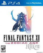 Ps4 - Final Fantasy XII: The Zodiac Age | Video Games for sale in Lagos State, Ikeja