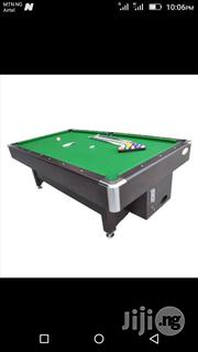 Brand New 8ft Coins Operated Snooker | Sports Equipment for sale in Abuja (FCT) State, Gwagwalada