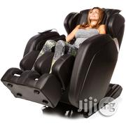 Electric Executive Leather Full Body Massage Chair With Full Option | Massagers for sale in Lagos State, Surulere