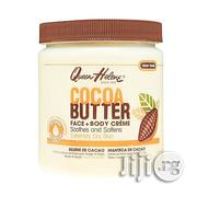 Queen Helene Cocoa Butter Face + Body Creme - 425g | Skin Care for sale in Lagos State, Ojo