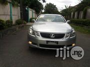 Lexus GS 2006 300 Automatic Silver   Cars for sale in Lagos State, Lagos Mainland