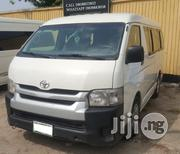 Toyota Hiace Bus For Hire | Logistics Services for sale in Lagos State, Lagos Island