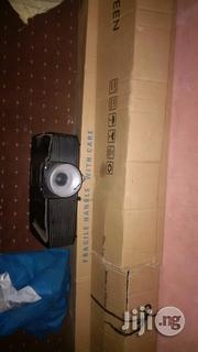 Acer Projector With Screen | TV & DVD Equipment for sale in Abuja (FCT) State, Wuse