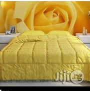American Material for Duvet Plain Yellow Colour | Home Accessories for sale in Lagos State