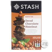 Black Tea - Decaf Chocolate Hazelnut - 18 Tea Bags - 1.2 Oz - 36g | Meals & Drinks for sale in Lagos State, Lagos Mainland