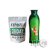 Winstown 28 Days Slimming Tea Plus Slimming Cream | Vitamins & Supplements for sale in Lagos State, Ojo
