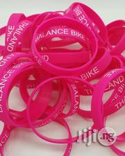 Customized Silicone Wristband For Campaign | Manufacturing Services for sale in Ebonyi State, Abakaliki