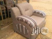 New Mixed Fabric and Leather Chair   Furniture for sale in Oyo State, Ibadan South West