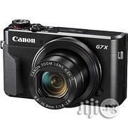 Canon Powershot G7X Mark II 20.1MP 4.2x Optical Zoom Digital Camera-Black | Photo & Video Cameras for sale in Kaduna State, Birnin-Gwari