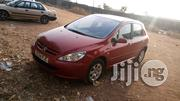 Peugeot 307 2005 Red | Cars for sale in Kaduna State, Kaduna North