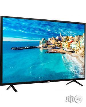 Zum 40inches LED Tv + TV Guide