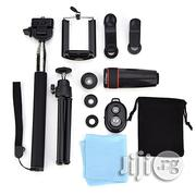 10 In 1 Phone Camera Lens Kit Universal Clip Telescope Lens | Photo & Video Cameras for sale in Lagos State, Surulere