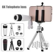 10 In 1 Phone Camera Telescope Lens Kit Universal Clip | Accessories & Supplies for Electronics for sale in Lagos State, Surulere