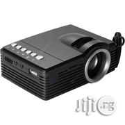 SD20 LCD Projector 400lm 320 X 180 Pixels 1080P | TV & DVD Equipment for sale in Lagos State, Ikeja