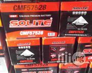 Solite Heavy Duty Car Battery | Vehicle Parts & Accessories for sale in Rivers State, Ikwerre
