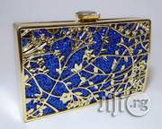 Blue Iron Egg Clutch Purse | Bags for sale in Abuja (FCT) State, Dei-Dei