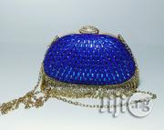 Shimmery Blue Purse | Bags for sale in Abuja (FCT) State, Dei-Dei