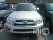 Toyota 4-Runner Limited 4x4 V6 2007 Silver | Cars for sale in Lagos State, Ikeja