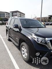 Toyota Land Cruiser Prado 2014 Black | Cars for sale in Lagos State, Victoria Island