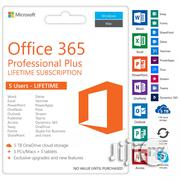 Microsoft Office 365 2019 Lifetime License- 5TB Storage | Software for sale in Lagos State, Gbagada