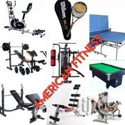 Gym Equipment Different Types | Sports Equipment for sale in Rivers State, Port-Harcourt