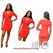Body-Con Red Dress Straight From UK | Clothing for sale in Imo State, Owerri