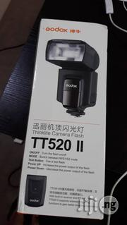 Godox TT520 II Universal Flash Speedlite With Trigger - Black | Accessories & Supplies for Electronics for sale in Lagos State, Ikeja