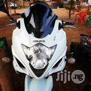 Suzuki GSXF 2009 White | Motorcycles & Scooters for sale in Abuja (FCT) State, Galadimawa