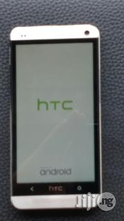 USA Used HTC M7 Silver 32GB   Mobile Phones for sale in Lagos State, Surulere