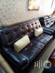 High Quality Leather Sofa Chair | Furniture for sale in Lagos State, Ikorodu