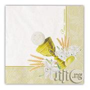 My First Communion Lunch Napkin/Serviette | Kitchen & Dining for sale in Lagos State, Surulere