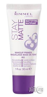 Rimmel Stay Matte Face Primer | Makeup for sale in Lagos State, Amuwo-Odofin