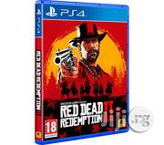 Rockstar Red Dead Redemption 2 - PS4 | Video Game Consoles for sale in Lagos State, Ikeja