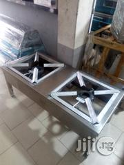 2 in 1 Industrial Stainless Gas Cooker | Restaurant & Catering Equipment for sale in Lagos State, Surulere