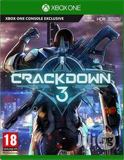 Crackdown 3 Xbox One | Video Game Consoles for sale in Lagos State, Surulere