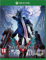 Devil May Cry 5 - Xbox One | Video Game Consoles for sale in Lagos State, Surulere