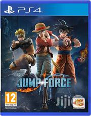 Jump Force - PS4 | Video Games for sale in Lagos State, Surulere