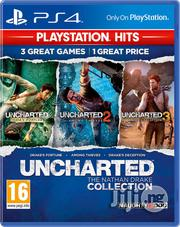 Uncharted: The Nathan Drake Collection - PS4 | Video Games for sale in Lagos State, Surulere