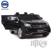 Generic Two Seater Mercedes Benz GLS63 AMG Ride On For Kids   Toys for sale in Rivers State, Port-Harcourt