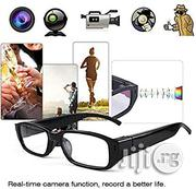 Mini HD Spy Camera Glasses 1080P Hidden Cam Eyewear DV DVR | Security & Surveillance for sale in Lagos State, Ikeja