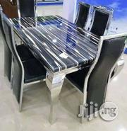 Quality 6 Seaters Marble Dining Table (Location Is Lagos) | Furniture for sale in Rivers State, Port-Harcourt