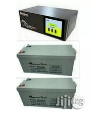 Genus 1.5kva Inverter With 2 Multipower Rugged Batteries Installation | Building & Trades Services for sale in Lagos State, Ikeja