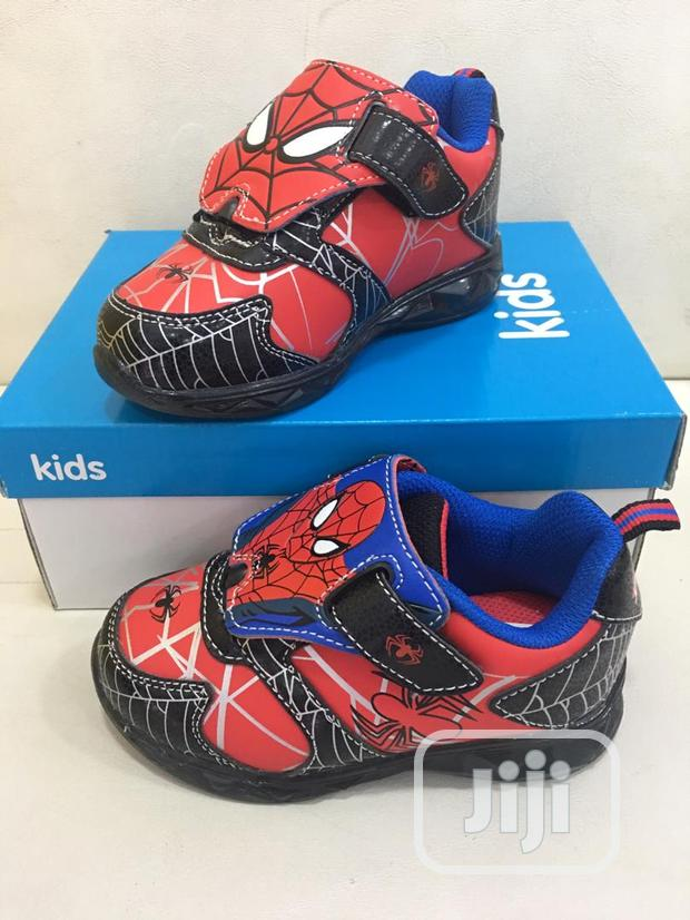 Two Face Spiderman Sneaker