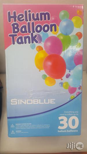 Helium Gas That Can Fill In 30 Balloons