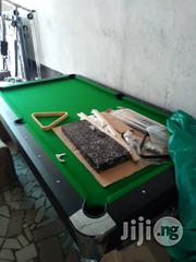 Complete 8ft by 4 Snooker Board | Sports Equipment for sale in Rivers State, Obio-Akpor