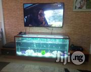 Aquarium TV Console | Fish for sale in Abuja (FCT) State, Maitama