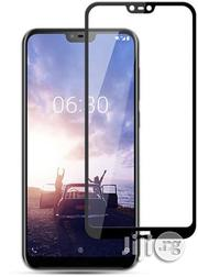 3d Full Shockproof Screen Protector for Nokia 6.1plus | Accessories for Mobile Phones & Tablets for sale in Lagos State, Ikeja