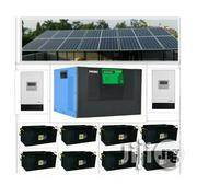 Prag Solar Powered 5kva With 8 Batteries & 16 Solar Panels | Solar Energy for sale in Lagos State, Ajah