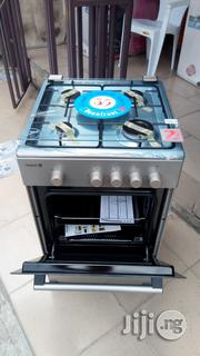 Scanfrost 4 Burner Gas Cooker With Oven And Grill - Made In Turkey | Kitchen Appliances for sale in Lagos State, Lagos Mainland